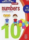 APRENDO EN CASA INGLÉS (4-5 AÑOS): Aprendo En Casa Inglés. Números. 4 - 5 Años: 3
