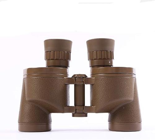 Weiwei désert de Couleur extérieure Jumelles 6 x 30 8 Fois Double grossissement 30mm Grand Objectif
