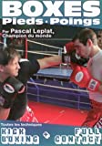 Boxes Pieds + Poings - Full Contact Kickboxing