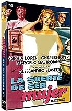 La fortuna di essere donna (La Suerte de ser Mujer) - Audio: Italian, Spanish - Regions 2