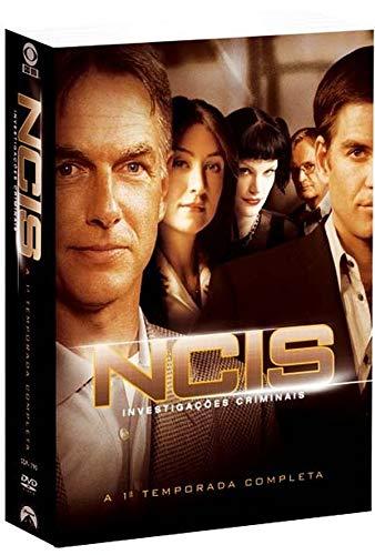 DVD NCIS Investigações Criminais - 1 Temporada- 6 DVDs