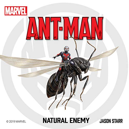 Ant-Man: Natural Enemy Titelbild