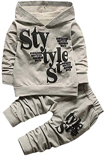 Boy Clothes Set for 1-5 Years,Toddl…