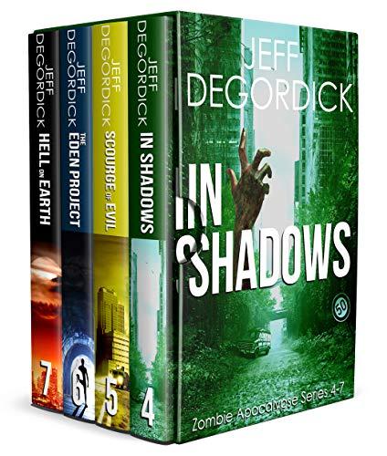 Zombie Apocalypse Series Books 4-7 (Zombie Apocalypse Series Box Set Book 2) (English Edition)
