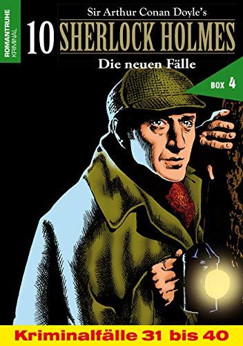 10 SHERLOCK HOLMES – Die neuen Fälle Box 4: Aus den Tagebüchern von Dr. Watson