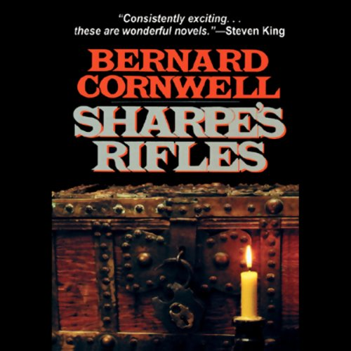 Sharpe's Rifles  By  cover art