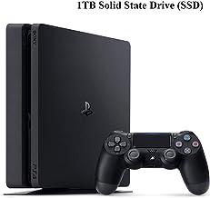 NexiGo Playstation 4 Slim PS4 1TB SSD Console with Dualshock 4 Wireless Controller