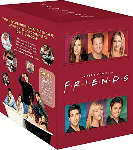 Friends - La Serie Completa (Ds) (Box 49 Dvd) [Esclusiva Amazon]