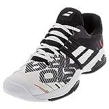 Babolat Propulse Fury all Court M, Scarpe da Tennis Uomo, White/Black, 40.5 EU
