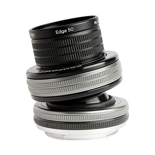 Lensbaby LB-3U5N Composer Pro II with Edge 50 Lens for Nikon F Camera