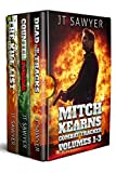 Mitch Kearns Combat Tracker Series Boxed Set of Thrillers, Volumes 1-3: A Black-Ops Vigilante Justice Series (English Edition)