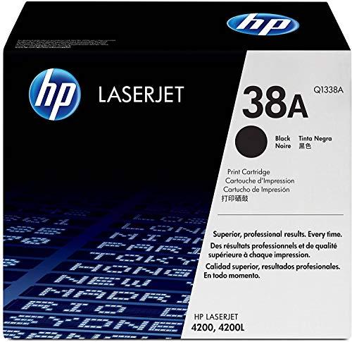 HP 38A Q1338A Black