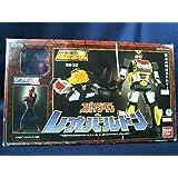 フィギュア 超合金魂 GX-33 レオパルドン&スパイダーマン