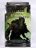 Duels of The Planeswalkers Magic The Gathering MTG - Baraja de cartas mágicas con diseño de Teeth of The Predator