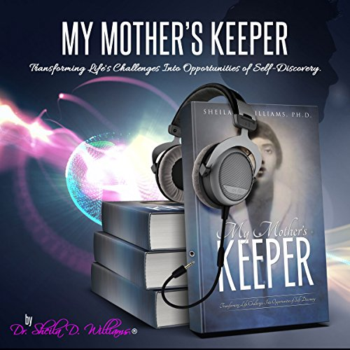 My Mother's Keeper audiobook cover art