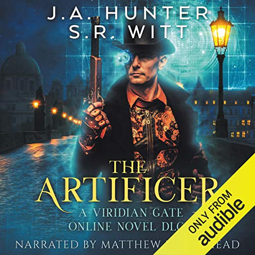 Page de couverture de The Artificer: A LitRPG Adventure