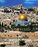 2021 Weekly and Monthly Planner: Old City Jerusalem Israel - Monthly Calendar with U.S./UK/ Canadian/Christian/Jewish/Muslim Holidays– Calendar in ... East Vacation Travel For Work Business School
