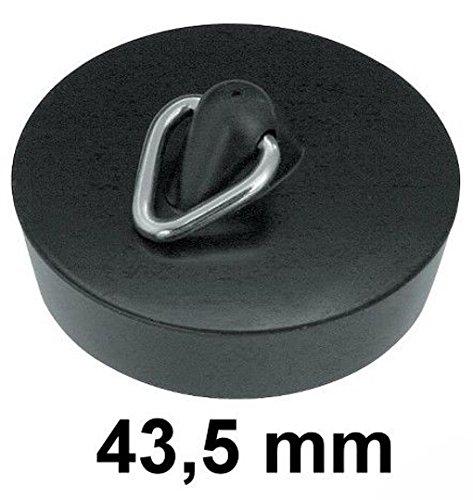 Afvoerstop 43,5 met ketting 45 cm afvoerstop stop stop wastafel stopper wastafel stopper