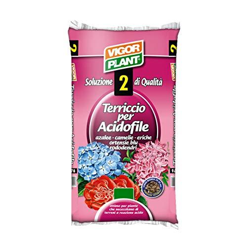 VIGORPLANT Terriccio per Acidofile 45 Litri
