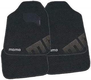 M&O Momo cm007bg Carpets Universal, Black/Grey