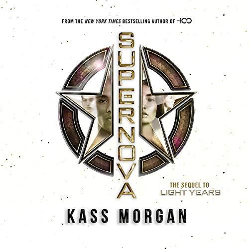 Page de couverture de Supernova