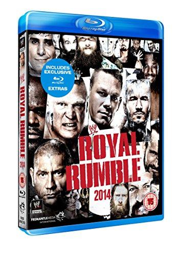 WWE: Royal Rumble 2014 [Blu-ray] [UK Import]