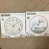 MOOMIN ムーミン クロック 壁掛け時計