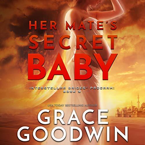 Her Mate's Secret Baby audiobook cover art