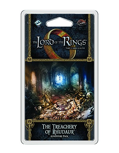 Lord of the Rings Lcg: the Treachery of Rhudaur Adventure Pa