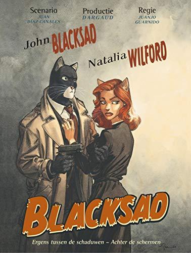 Blacksad - Achter de schermen (Dutch Edition)