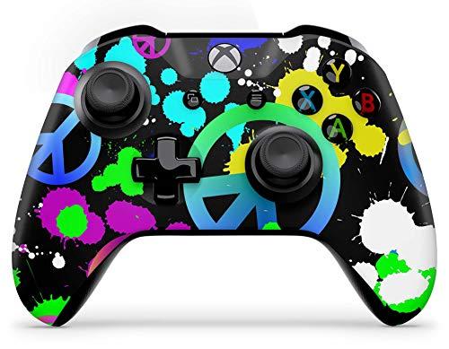Skins4u Aufkleber Design Schutzfolie Vinyl Skin kompatibel mit Xbox One Controller Unity