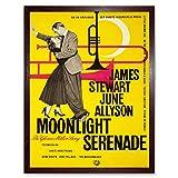 Wee Blue Coo Movie Film Moonlight Serenade Stewart Glenn