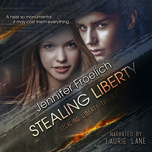 Stealing Liberty cover art