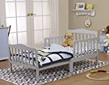 Orbelle 3-6T Toddler Bed, Grey