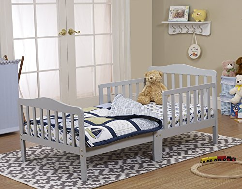 Why Choose Orbelle 3-6T Toddler Bed, Grey