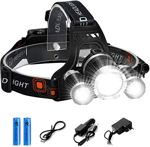 C CORUSCATE BEAM 1800 Lumens CREE LED Headlamp Super Bright
