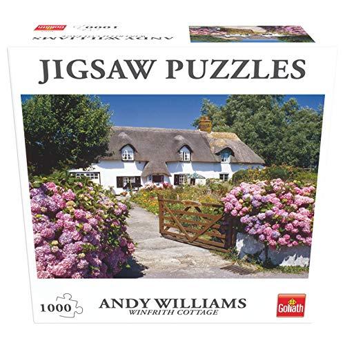 Goliath- Rompecabezas para Toda la Familia Puzzle Paisajes Winfrith Cottage (71374006)