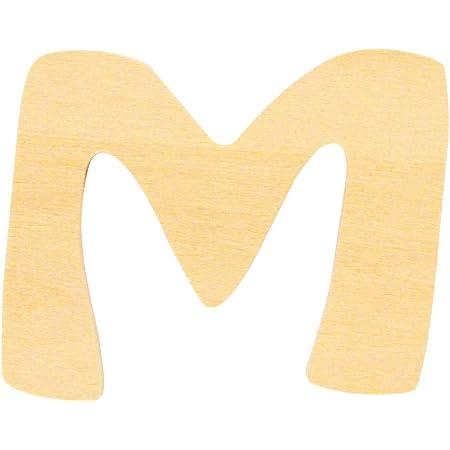M 5/x 1/cm Rayher 6214500/Bois Lettres