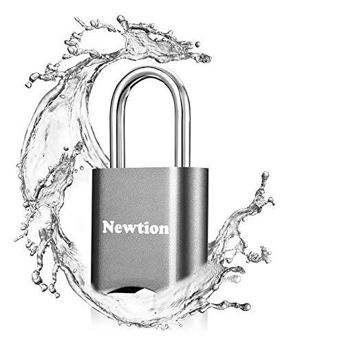 JINSE Elektronische wachtwoord-blokkering smartphone app remotely openen Bluetooth Lock Gym kast hangslot slaapzaal deurslot
