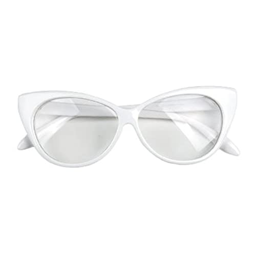 60bce7ab61 NoyoKere Women Cat Eye Glasses Frames Striped Retro Eyeglasses Ladies  Vintage Plain Spectacles Frame Clear Lens