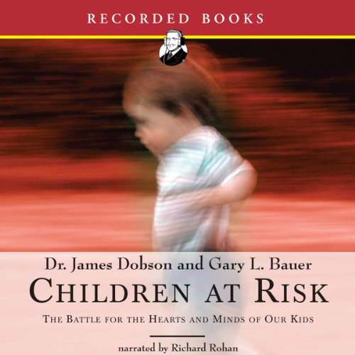 Children at Risk audiobook cover art