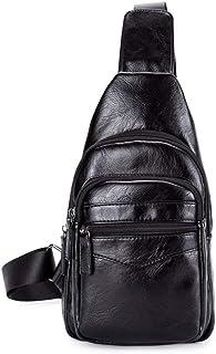 Bageek Outdoor Chest Bag Sling Bag Portable Multi Pocket Sling Backpack for Men