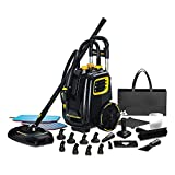 Alek...Shop Commercial Steam Cleaner System Multi-Floor Deluxe Deep Clean Remove Stains Kitchen Floor Hotel Restaurant Public Toilet and Other