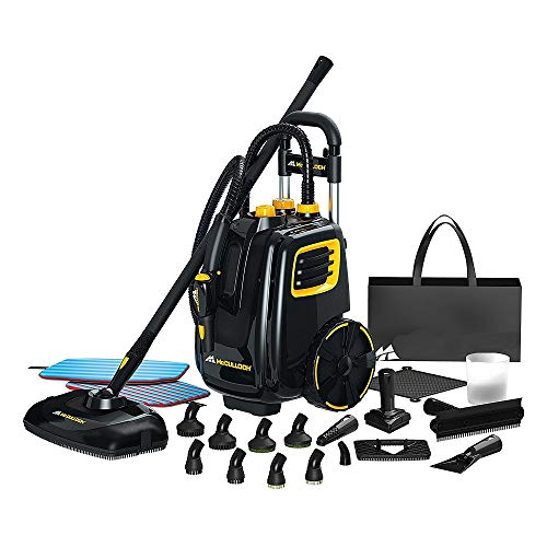 Alek...Shop Commercial Steam Cleaner System Multi-Floor Deluxe Deep...