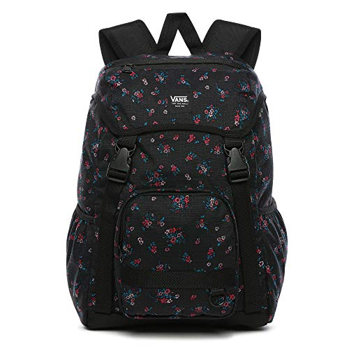 Vans Herren Ranger Backpack Rucksack, Beauty Floral Schwarz, OS