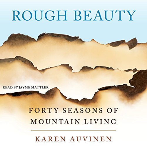 Rough Beauty audiobook cover art