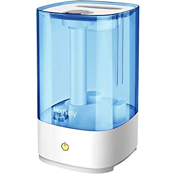 1.2 Gal. Cool Mist Top Fill Humidifier & Aroma Diffuser for Medium to Large Rooms