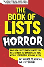 Best the book of lists horror Reviews