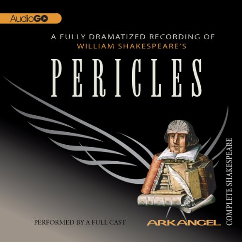 Pericles audiobook cover art