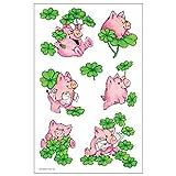 Susy Card 11259157 Sticker Glück 1.5, FSC, 3 Bogen selbstklebend